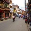 street in sapa