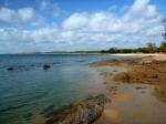 alau beach at umagico