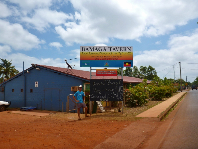 Bamaga Tavern Cape York