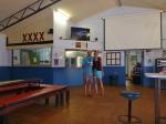Beer at Bamaga Tavern
