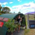 Buying local produce near Bowen