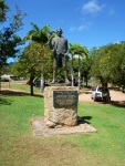 captain cook in cooktown