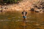 walking pascoe river