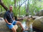 waterhole at cape melville