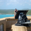 big gun on thursday island