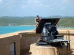 big gun on thursday island