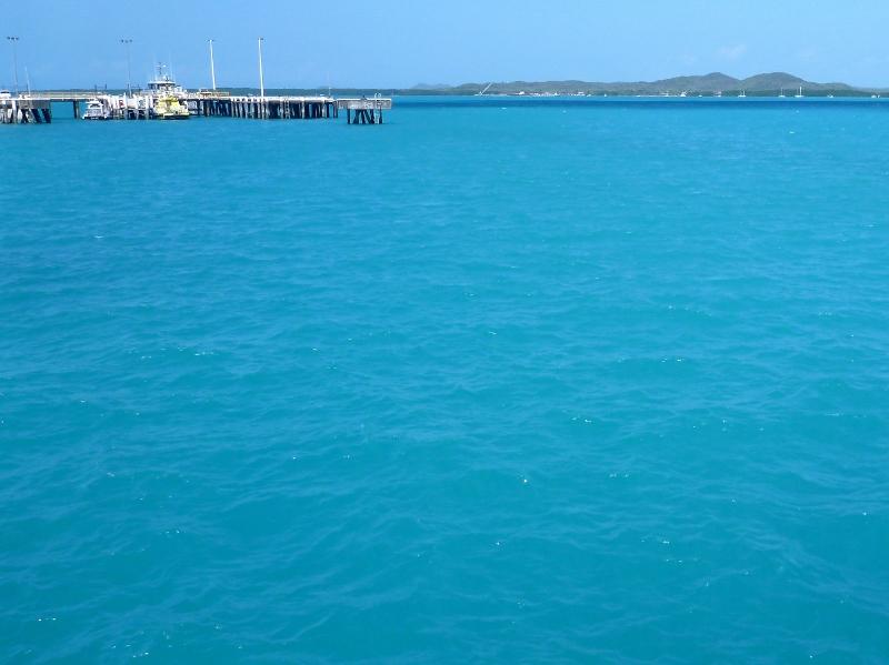 heading into thursday island