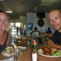 lunch on thursday island