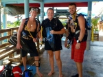 scuba diving cayman island