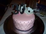 sharnis birthday cake