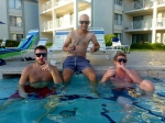 swim up bar cayman islands