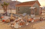 Bottle House - Rhyolite Ghost Town Nevada