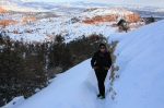Bryce Canyon hiking