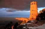 Desert Tower -Grand Canyon National Park