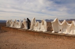 Goldwell Open Air Museum -Rhyolite Ghost Town
