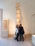 Heidi and Sharni, Metropolitan Museum of Art, New York City