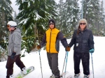 Hitting the slopes, Cypress Hill