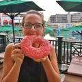 Huge Lard Lad donut