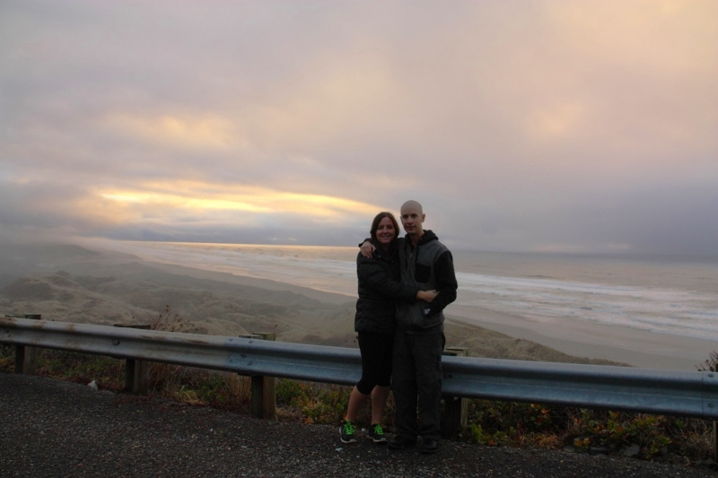 Hwy 101 Oregon Pacific Coast Drive