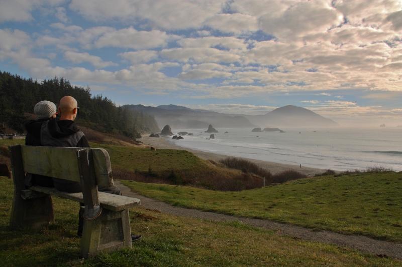Hwy 101 Pacific Coast Drive Oregon Outbackjoe