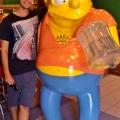 Joe and Barney at Moe's