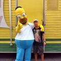 Joe and Homer
