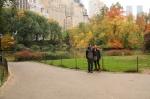 Joe and Sharni at Central Park