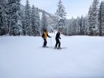 Joe and Sharni Skiing, Salt Lake City Utah