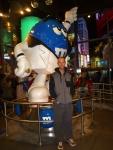 Joe at MnMs World, Times Square NYC
