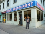 Joe at Seinfield's Diner