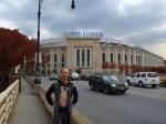 Joe at Yankee Stadium