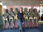 Joe having fun at the Riviera Casino Las Vegas