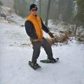 Joe's snowshoes, Grouse Mountain