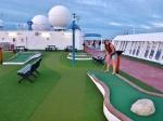 Mini Golf on deck