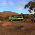 Our new Jucy Campervan, Mojave Preserve California