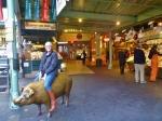 Piggy Bank, Pike St Market, Seattle