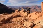 Sharni and Joe Ooh Ahh Point - Grand Canyon National Park