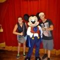 Sharni,Joe and Mickey Mouse