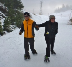 Snowshoeing, Grouse Mountain (2)