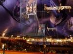 Trapeze Show at Circus Circus Casino and Resort Las Vegas
