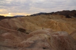 Zabriskie Point - Death Valley National Park California 2