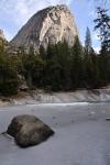 frozen river yosemite national park