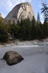 frozen river yosemite national park