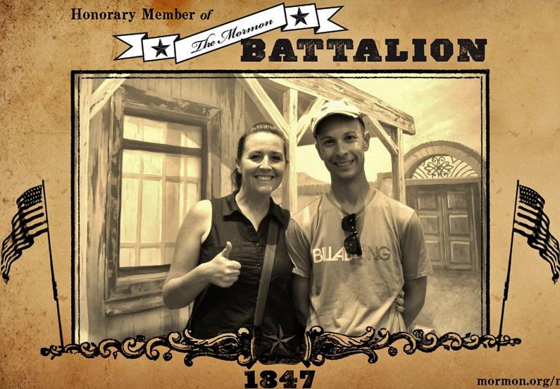 mormon battalion san diego