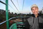 riding chair lift at san diego zoo
