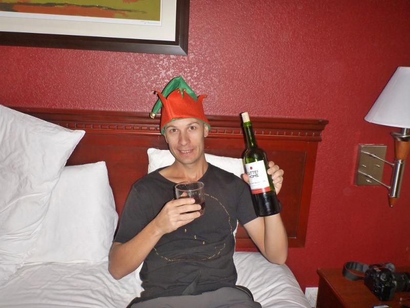 sampling wine in healdsburg