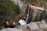 vernal falls yosemite national park