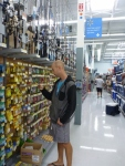 walmart fishing stuff