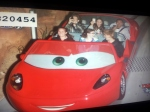 disneyland cars ride