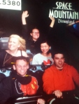 disneyland space mountain